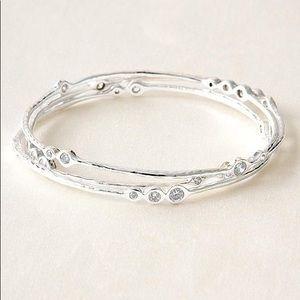 Stella & Dot Devi Bangle Bracelets